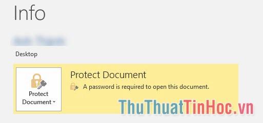 Đặt mật khẩu thành công
