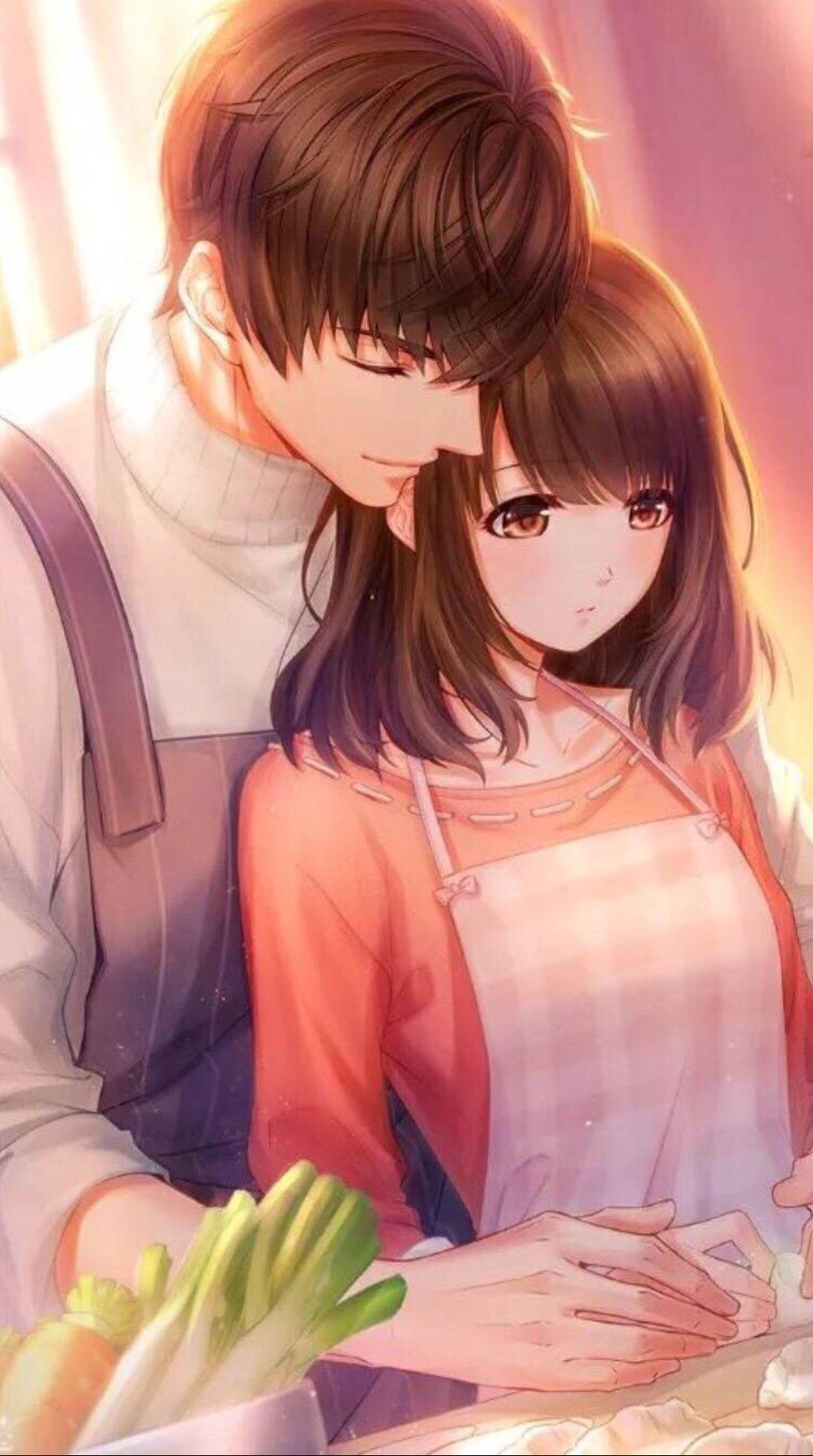 Ảnh Anime đáng yêu