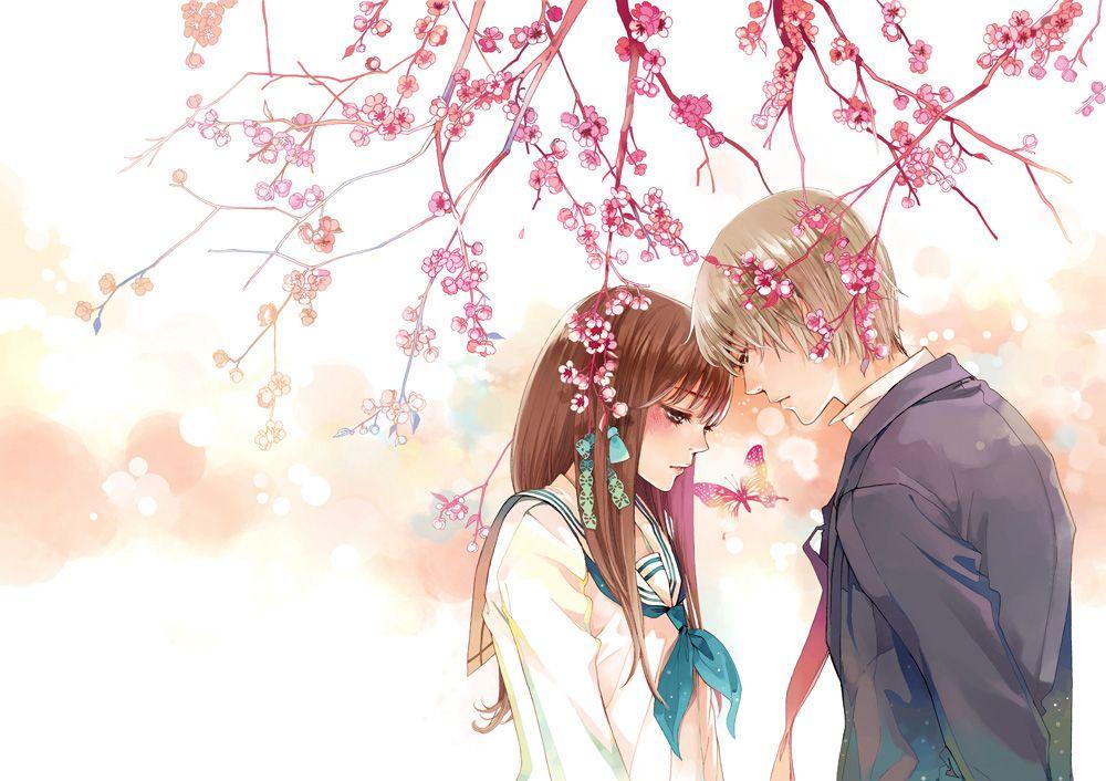 Ảnh Anime dễ thương đẹp