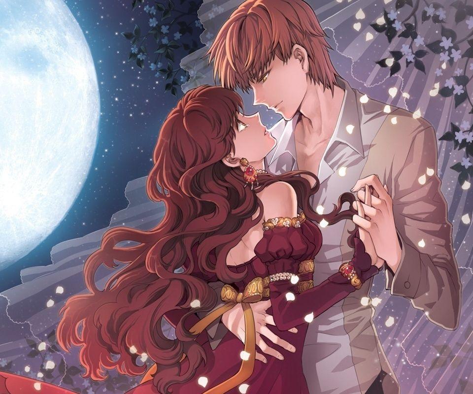 Ảnh đôi Anime cute