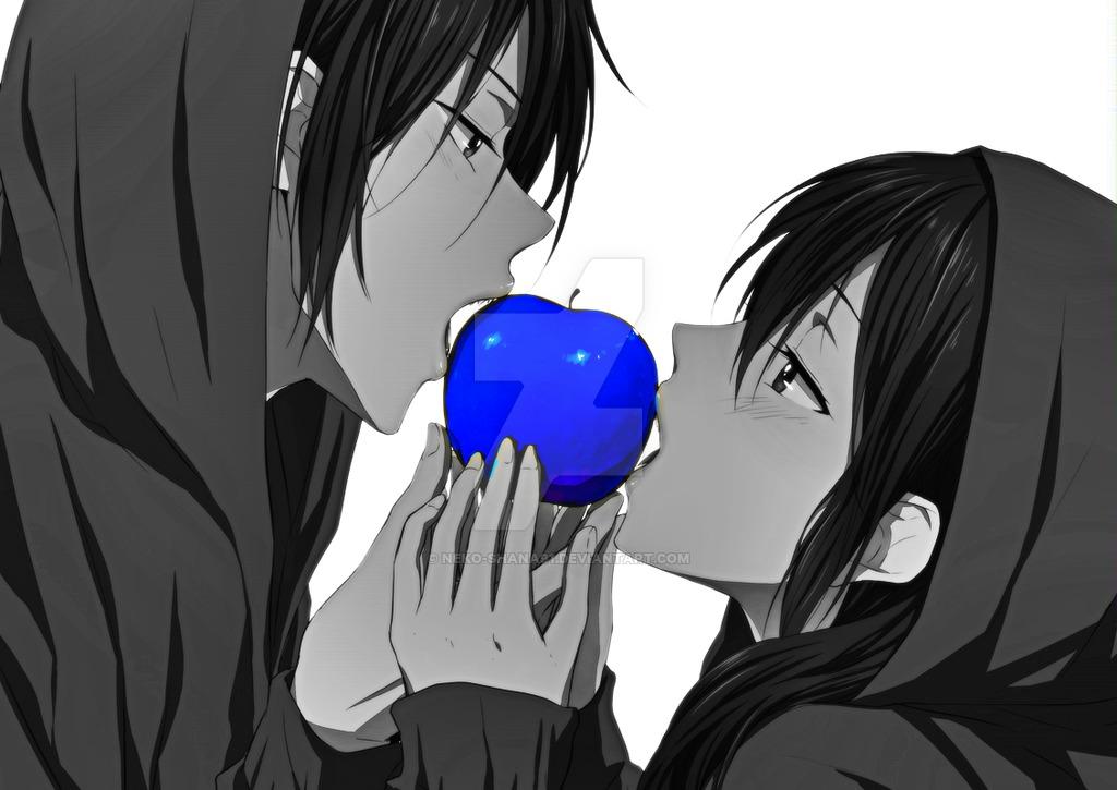 Ảnh đôi Anime đẹp nhất thế giới