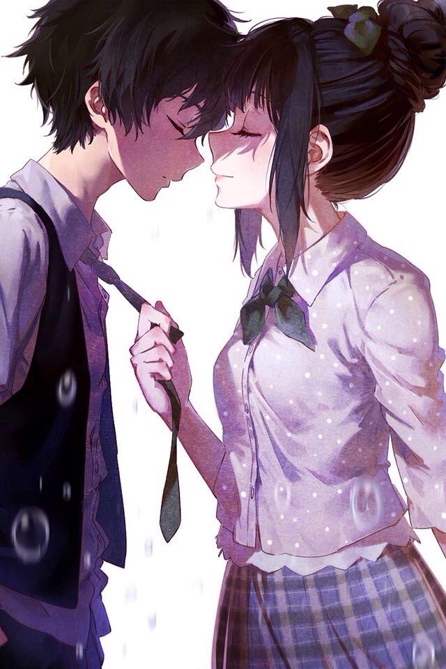 Ảnh đôi Anime đẹp