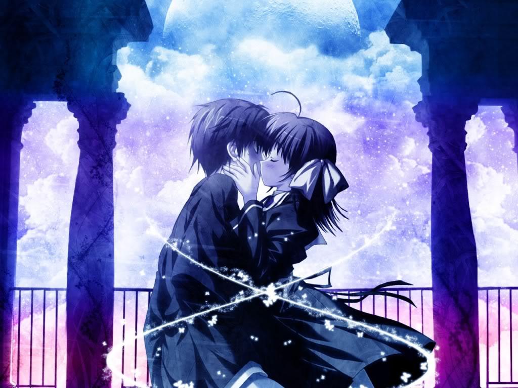 Ảnh đôi Anime siêu dịu dàng