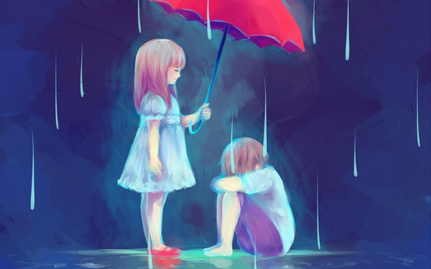 Ảnh đôi Anime siêu tình cảm