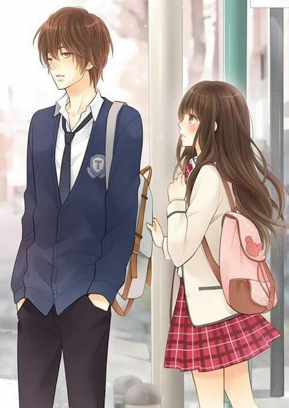Ảnh nền đôi Anime đẹp