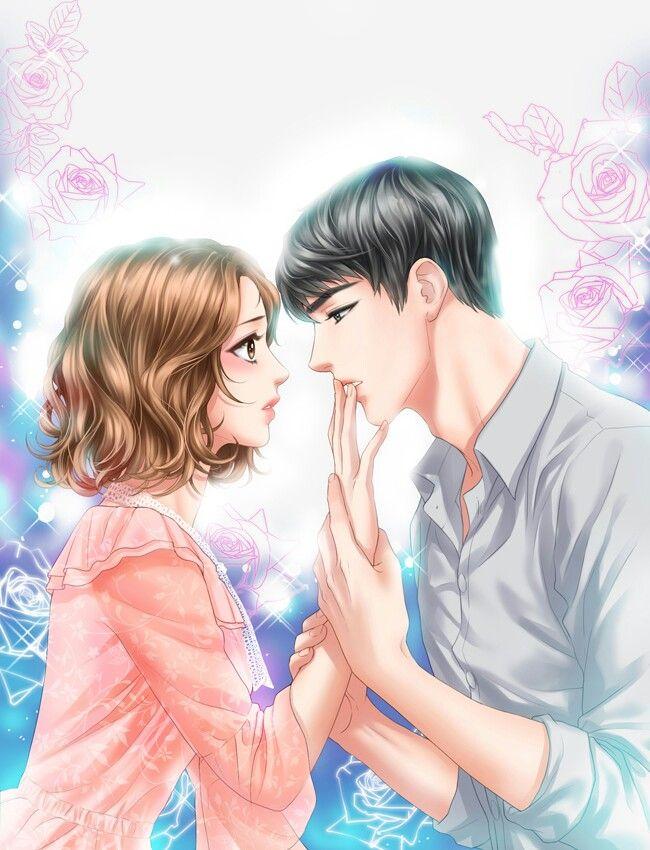 Hình ảnh Anime cặp đôi ngọt ngào