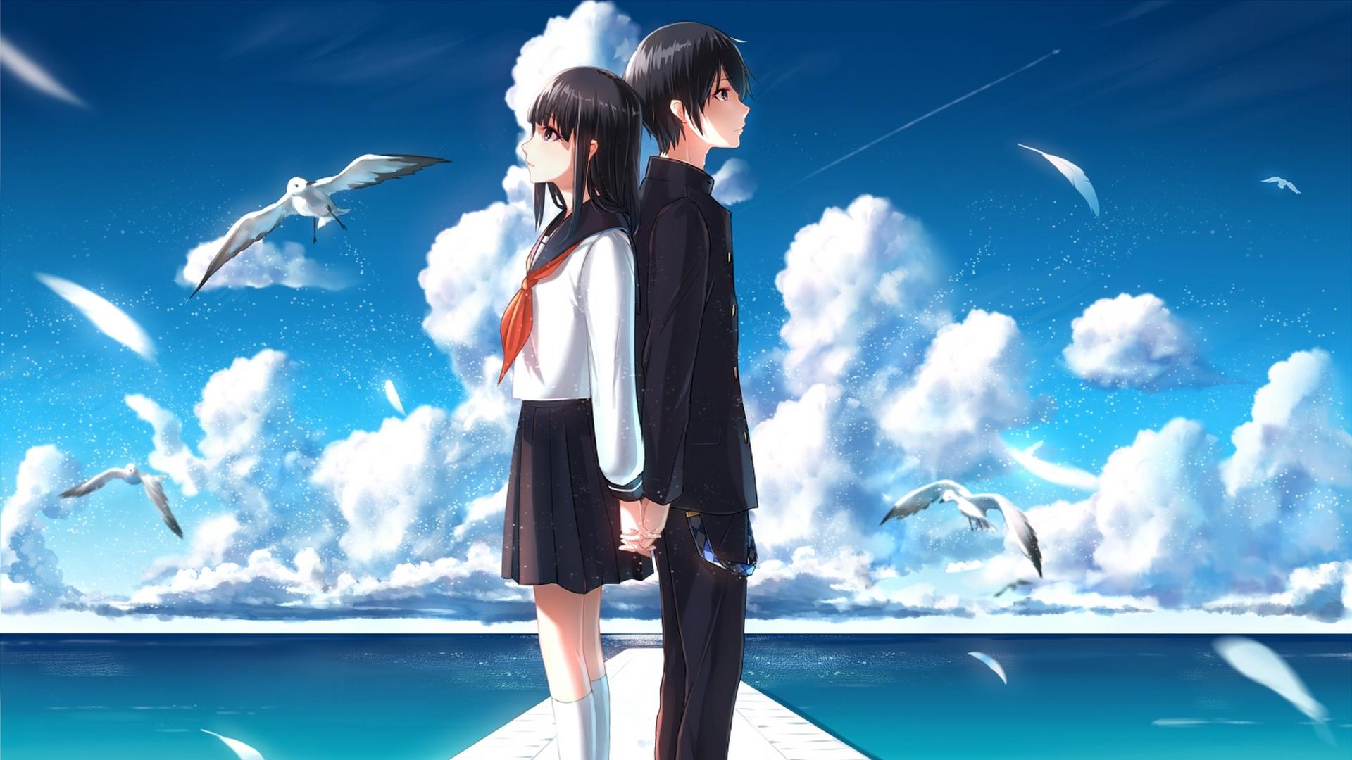 Hình Anime ngọt ngào