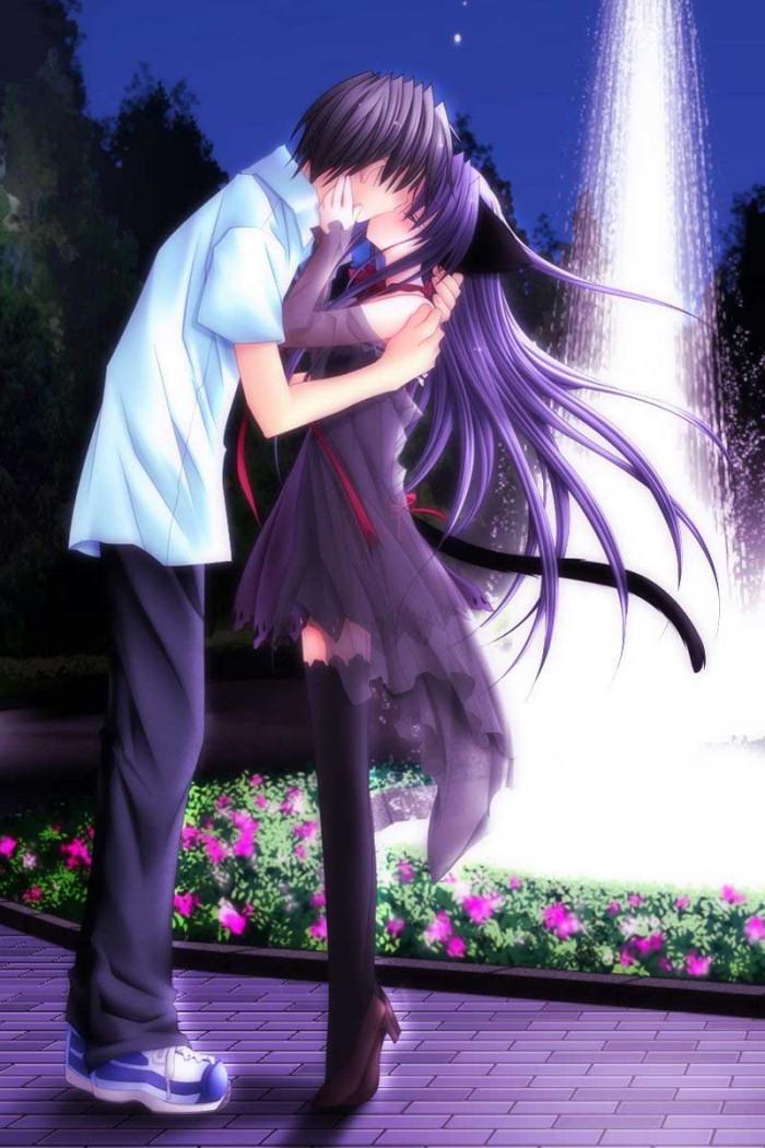 Hình Anime tình cảm