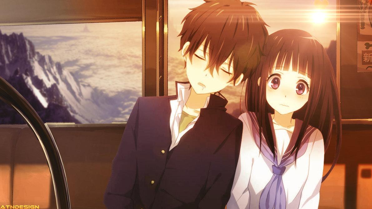 Hình đôi Anime siêu đẹp