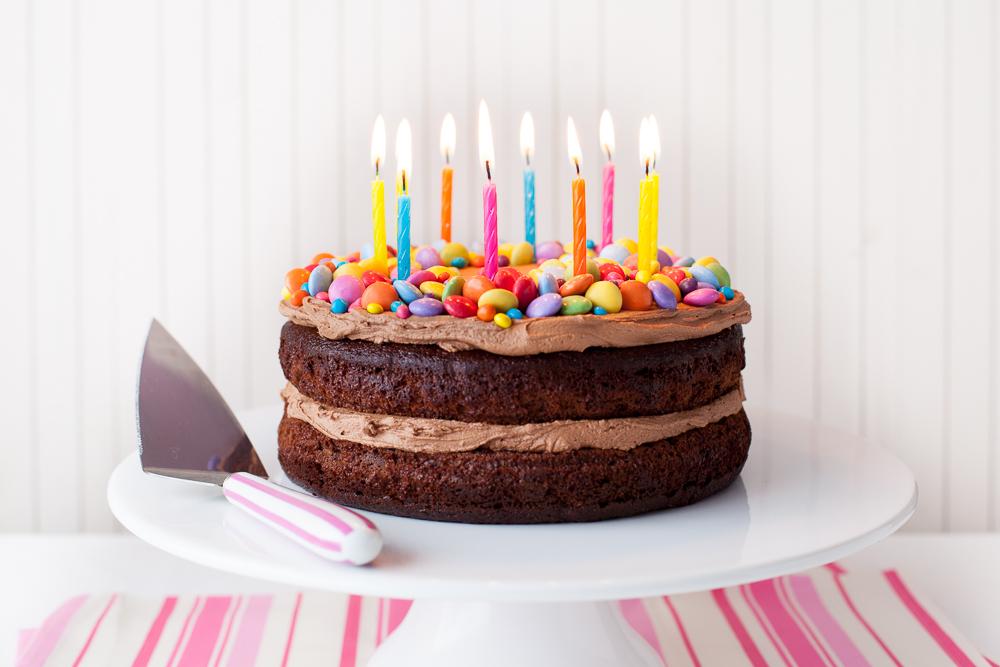 Bánh sinh nhật đơn giản dễ làm