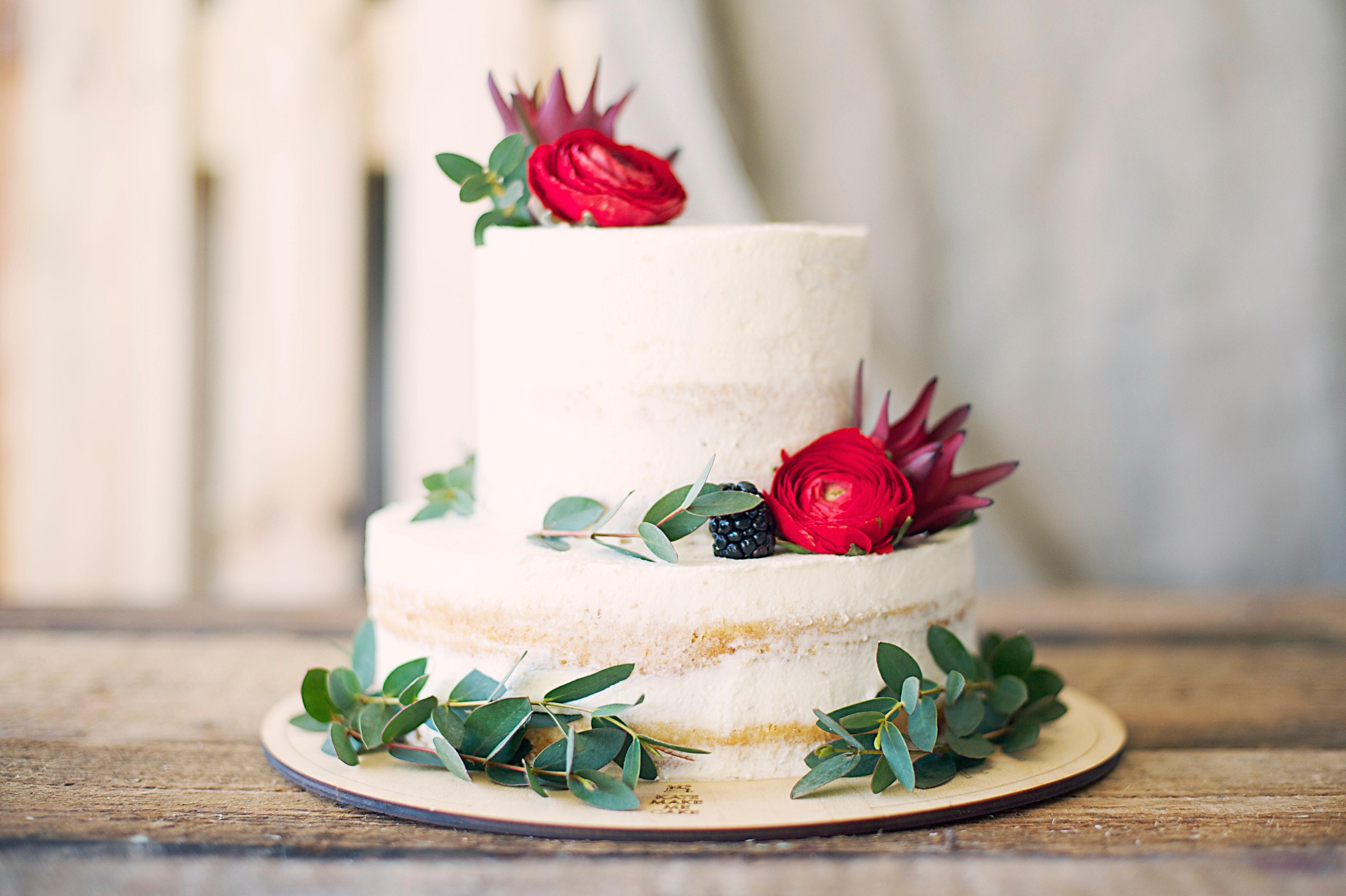 Bánh sinh nhật hoa đẹp