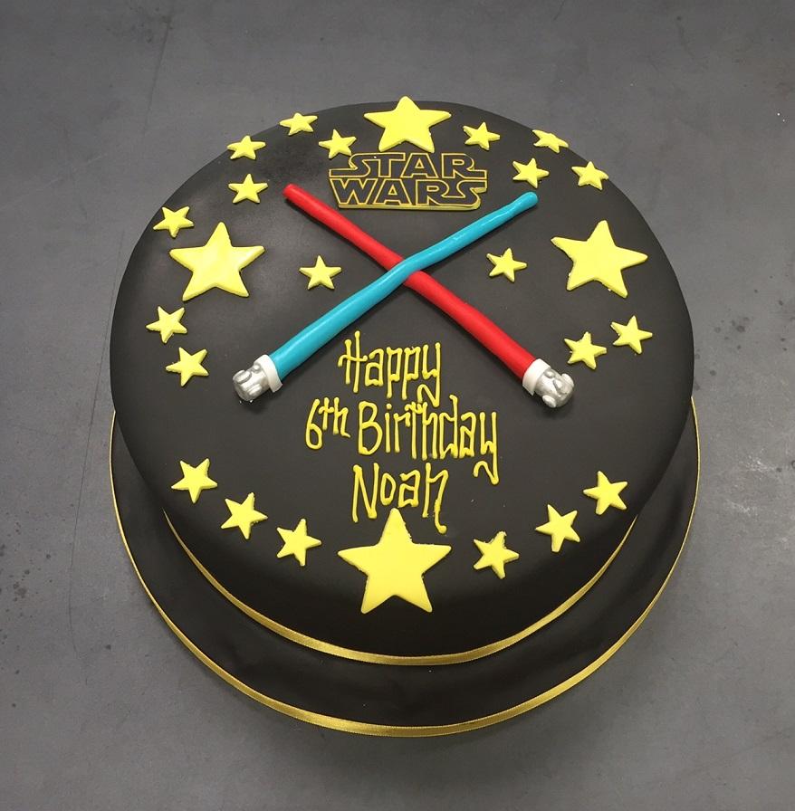 Bánh sinh nhật Star War