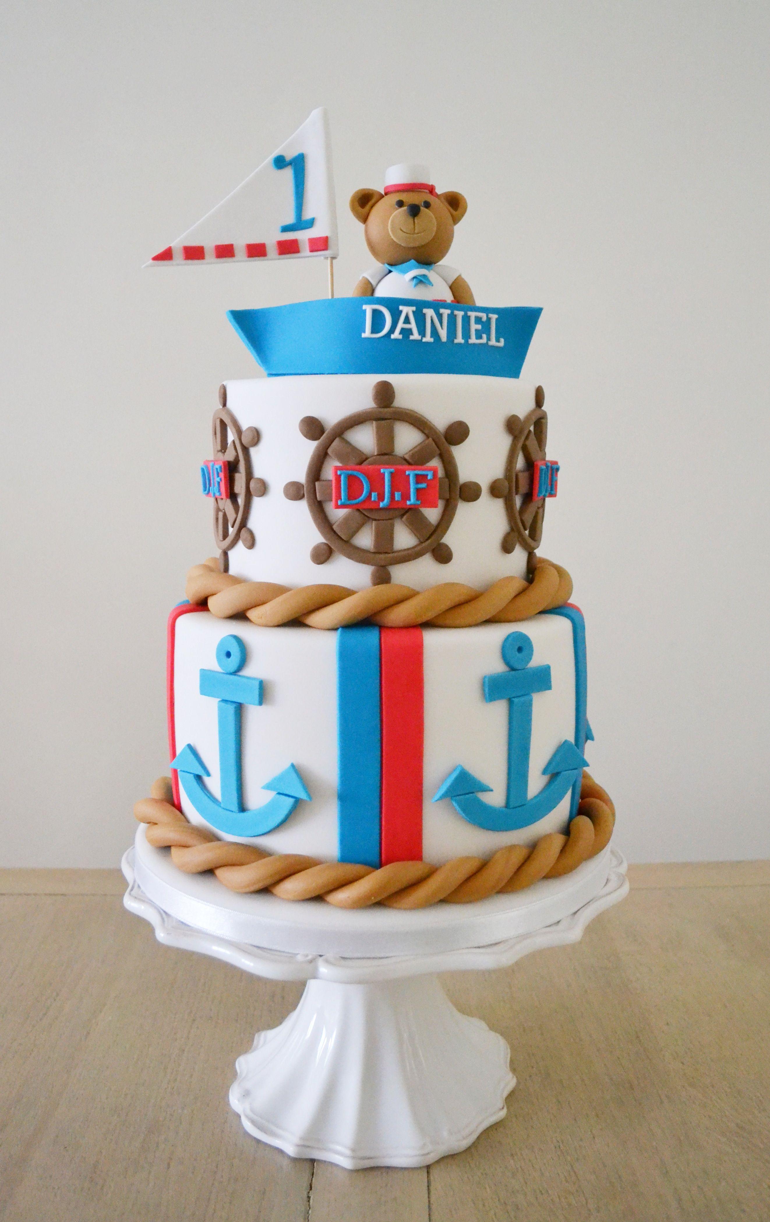 Bánh sinh nhật thủy thủ