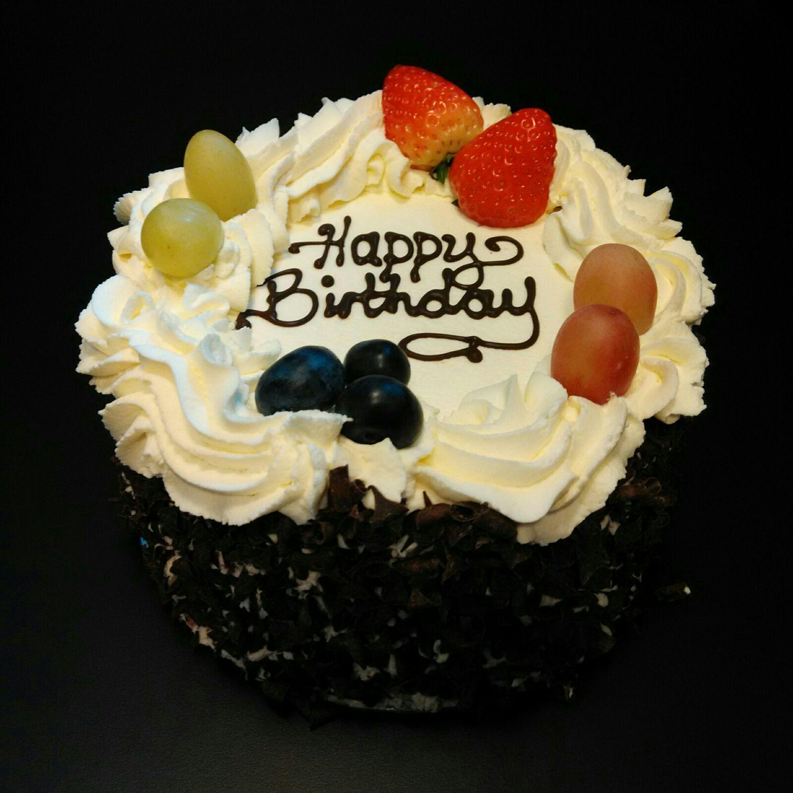 Bánh sinh nhật trang trọng