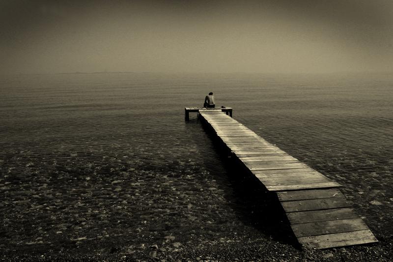 Hình ảnh đẹp cho sự cô đơn