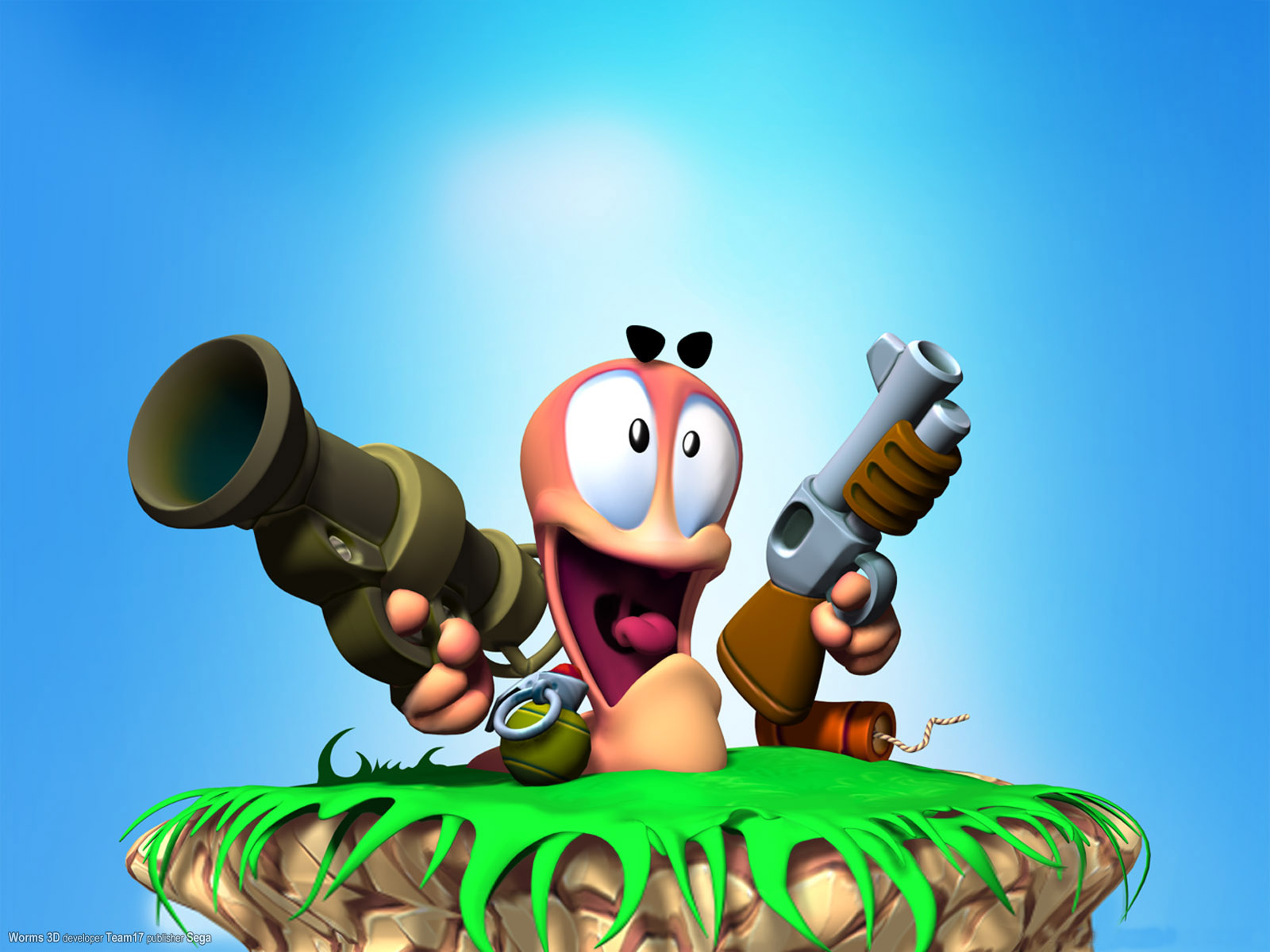 Hình ảnh hoạt hình Worms dễ thương