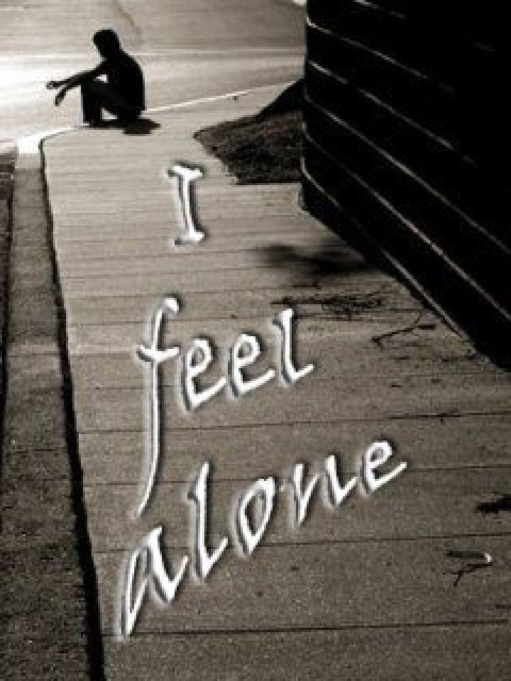 Hình ảnh I feel alone