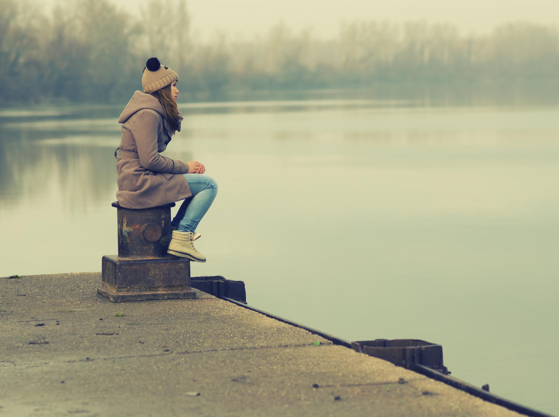 Hình ảnh tâm trạng cô đơn