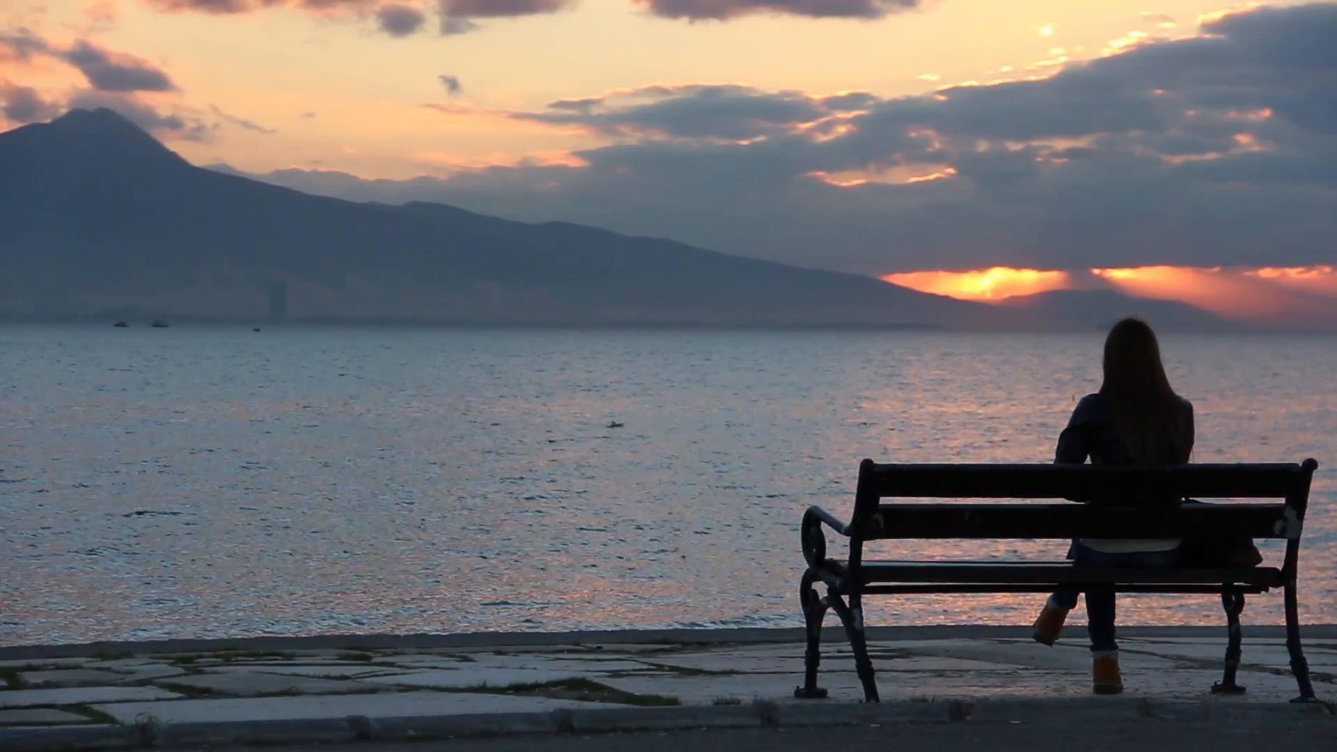 Hình ảnh về cô đơn