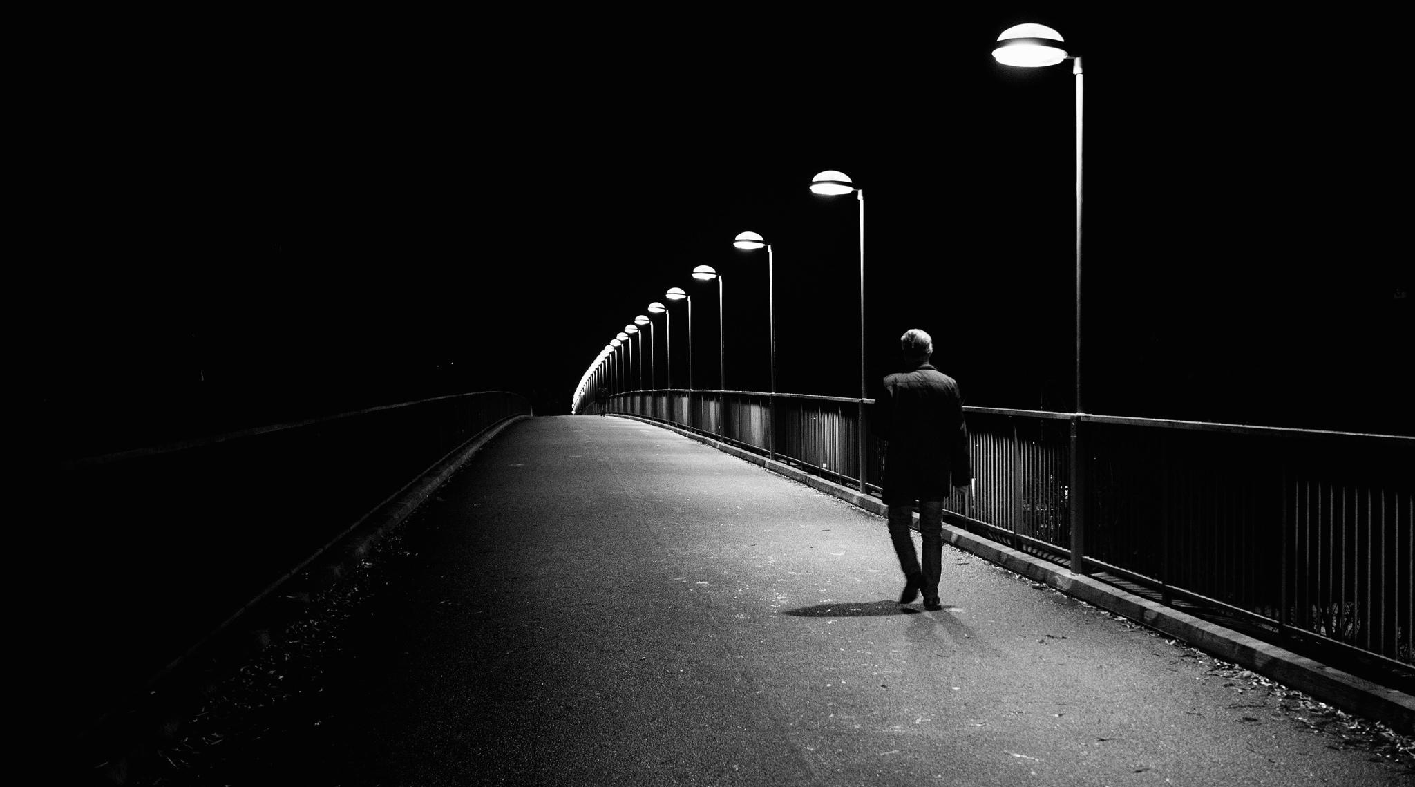 Những hình ảnh cô đơn
