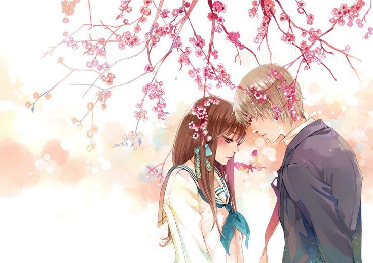 Ảnh Anime đẹp nhất về tình yêu