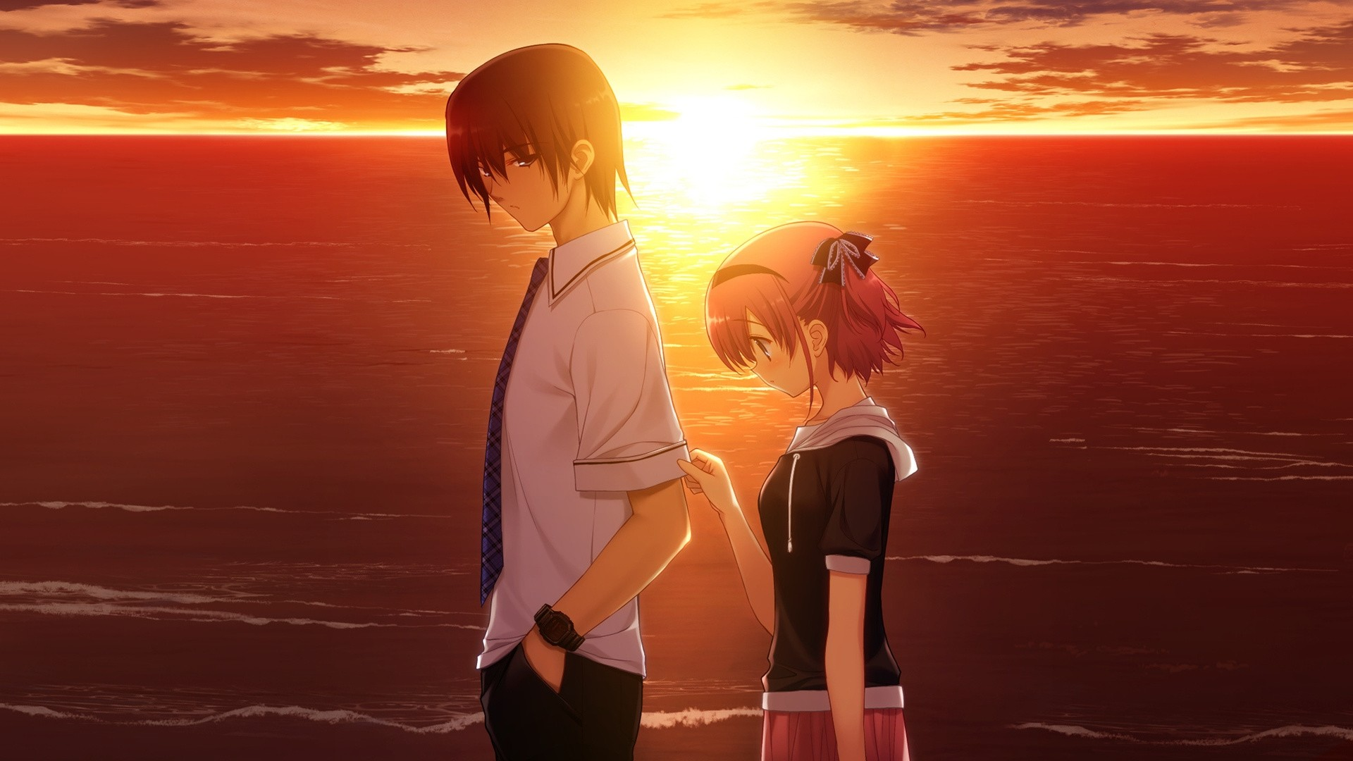 Ảnh Anime tình yêu