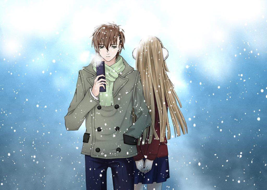 Hình ảnh Anime tình yêu đẹp