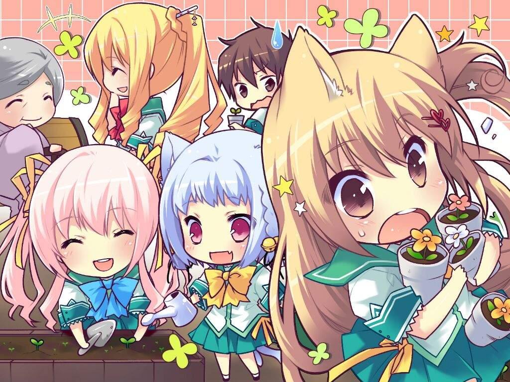Hình ảnh các nhân vật Anime đẹp nhất