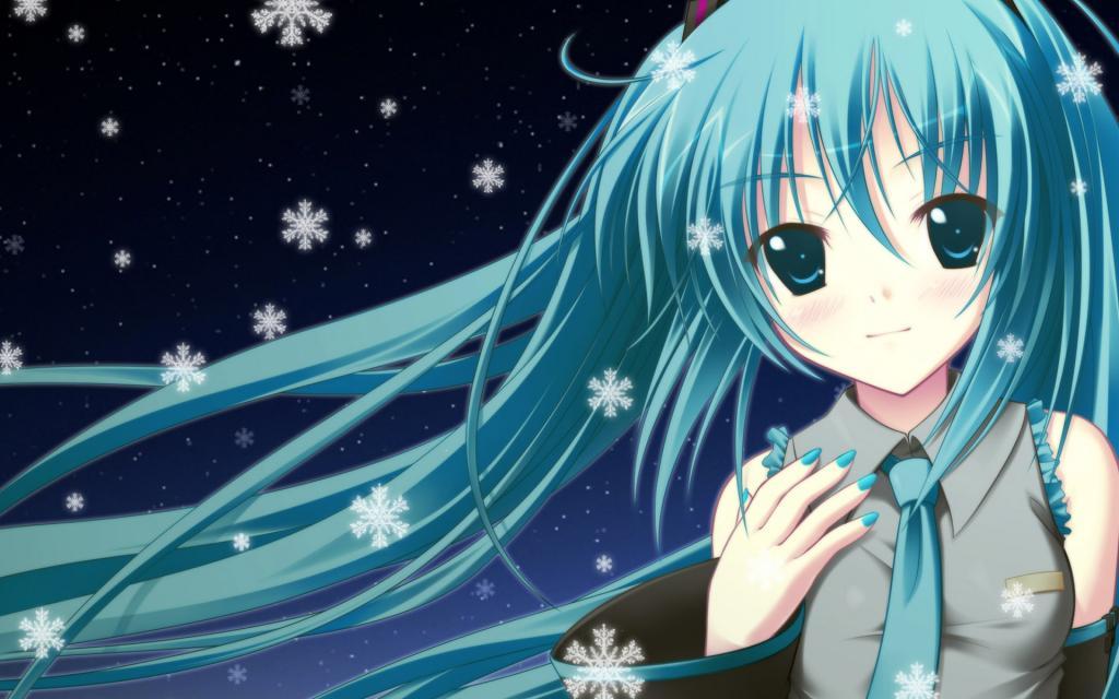 Hình Anime cô gái đẹp
