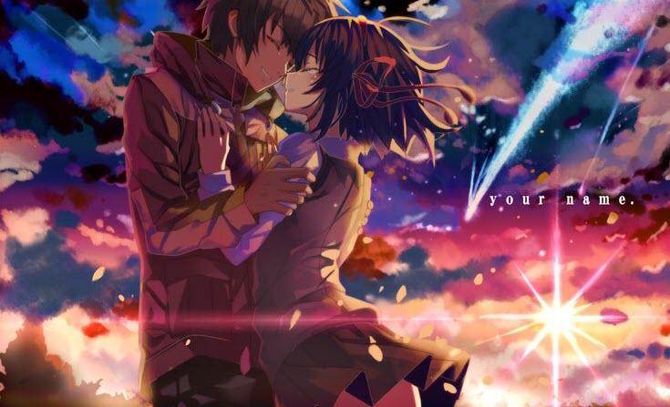 Hình Anime tình yêu đẹp