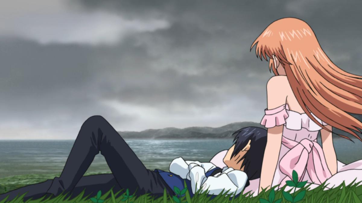 Hình tình yêu Anime đẹp