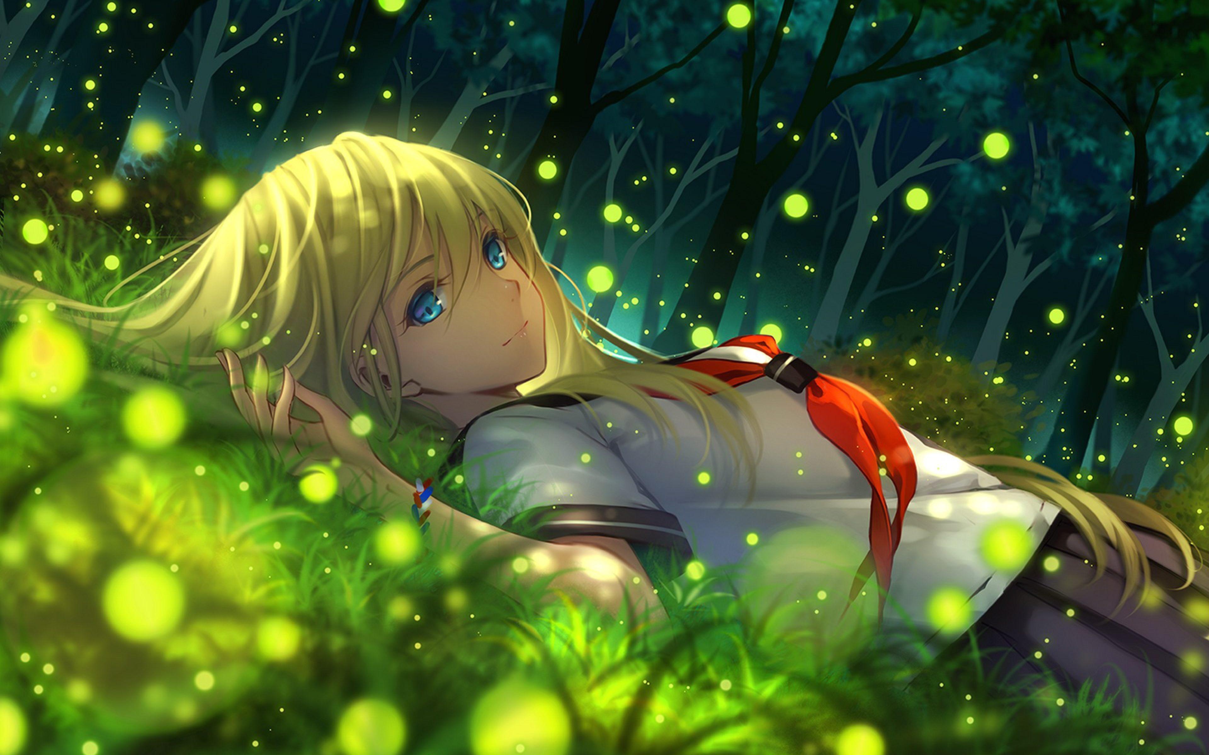 Những hình ảnh anime đẹp nhất thế giới