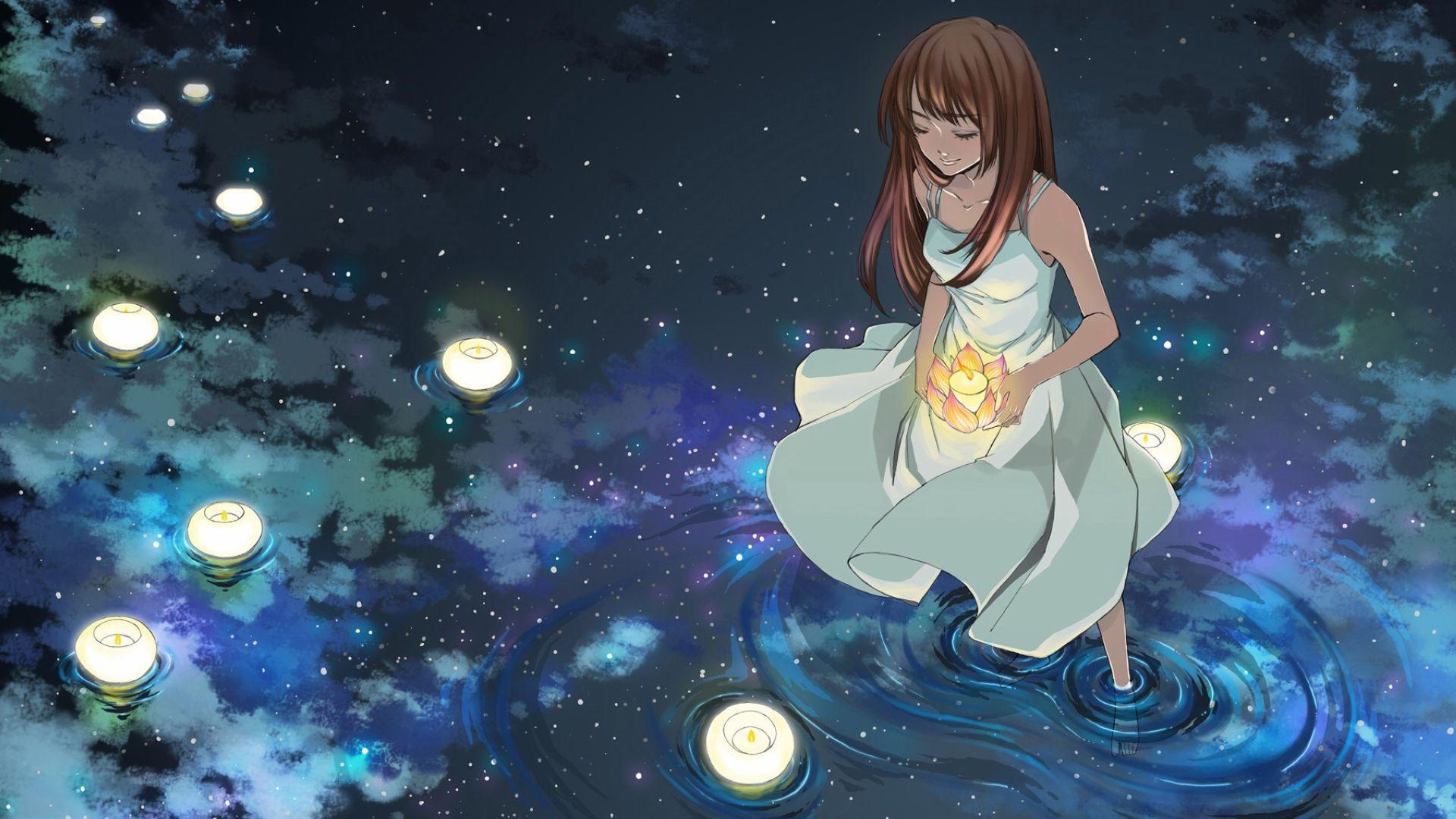 Những hình ảnh Anime Girl đẹp nhất