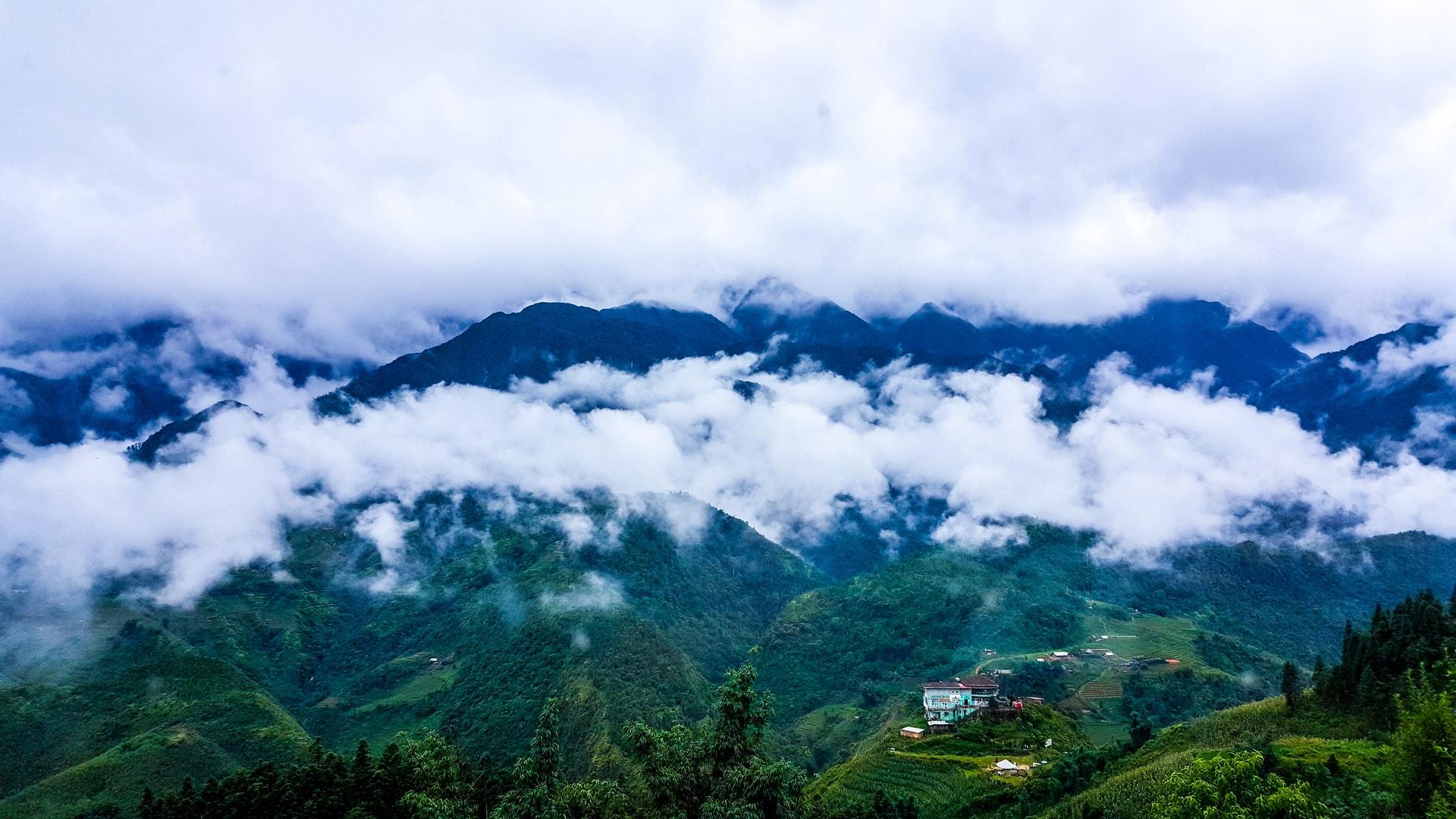 Ảnh đẹp vùng núi Việt Nam