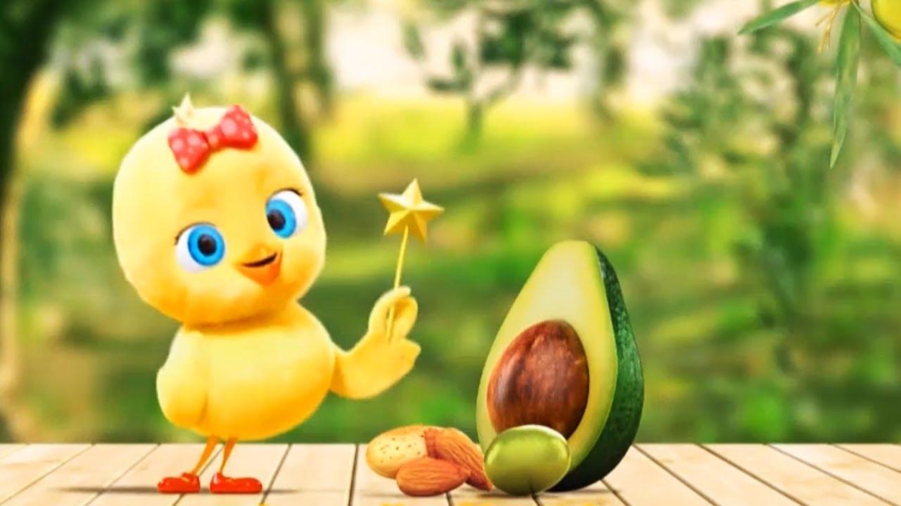 Hình ảnh chú gà dễ thương nhất
