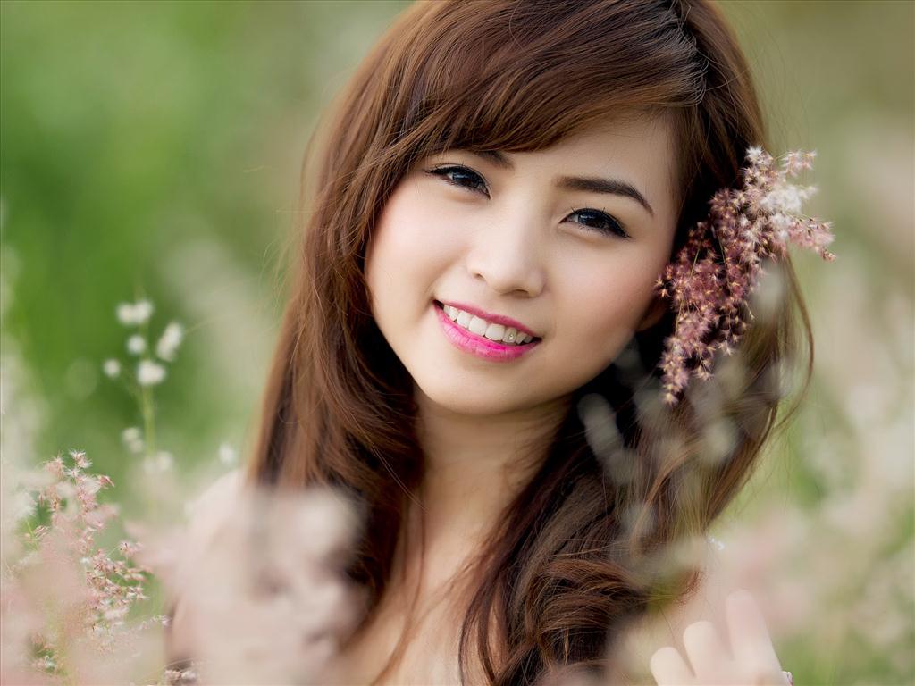 Hình ảnh girl xinh đẹp tự nhiên