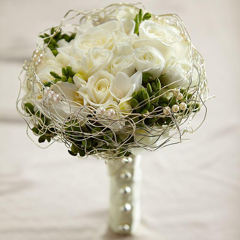 Hình ảnh hoa cầm tay đẹp nhất cho cô dâu