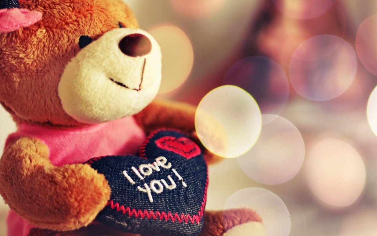 Hình ảnh những chú gấu bông dễ thương nhất