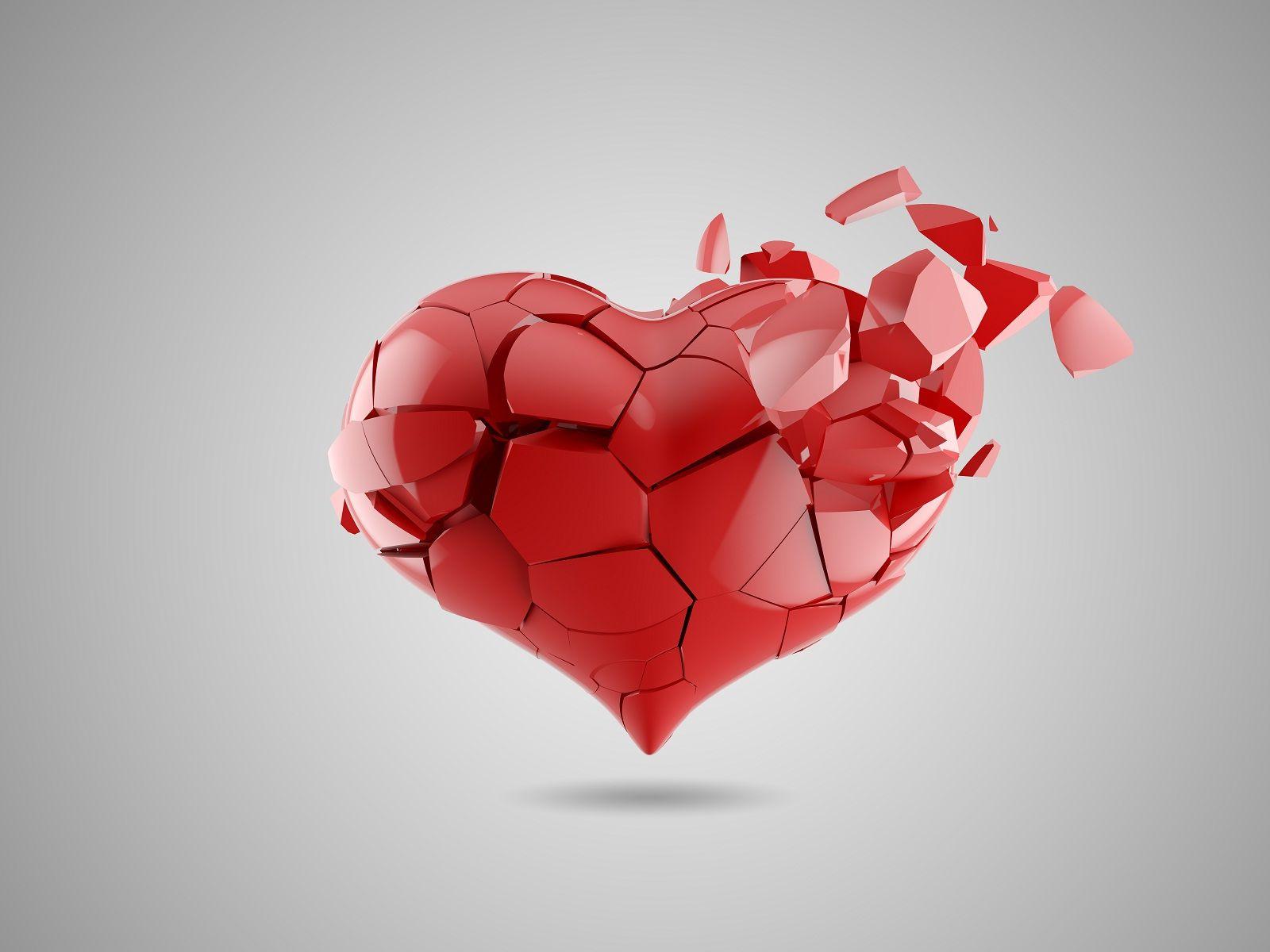 Hình ảnh trái tim đẹp
