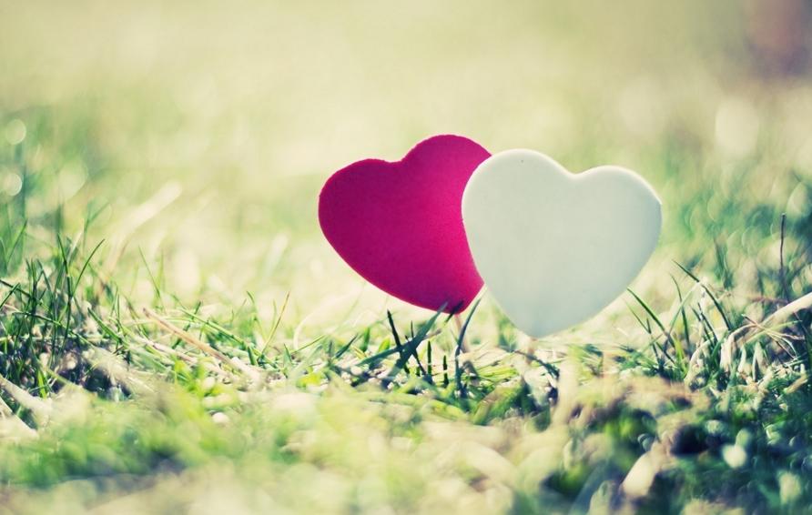 Hình ảnh trái tim tình yêu đẹp nhất