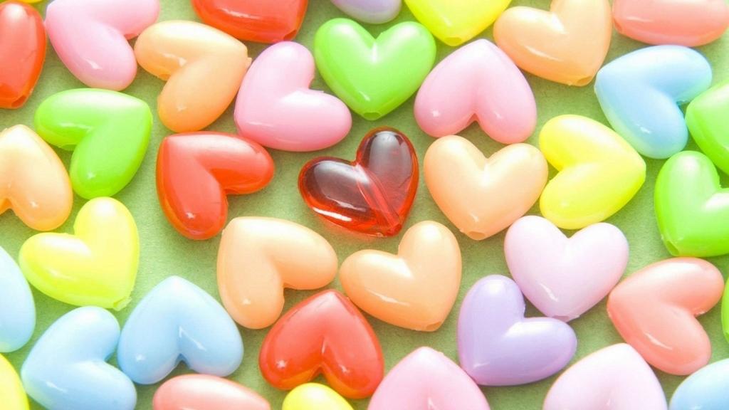 Hình ảnh về trái tim dễ thương nhất