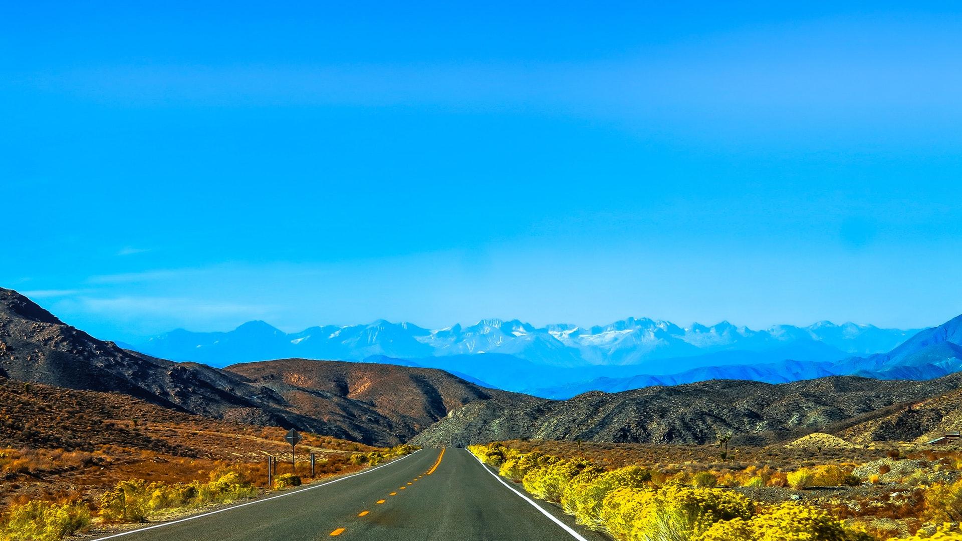 Hình nền đẹp con đường quê hương