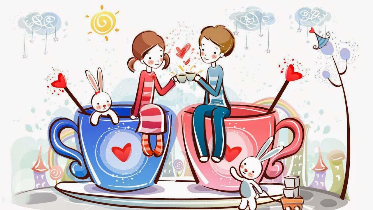 Kho hình ảnh đẹp nhất và dễ thương nhất về tình yêu