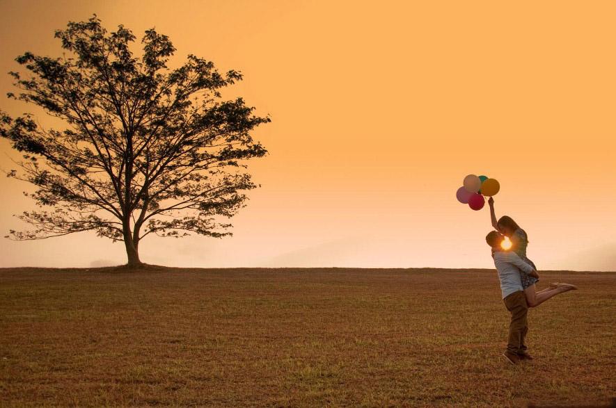 Những hình ảnh dễ thương nhất về tình yêu