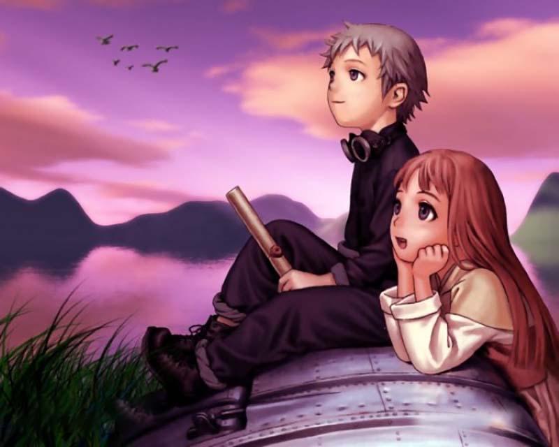 Tổng hợp những hình ảnh dễ thương nhất về tình yêu