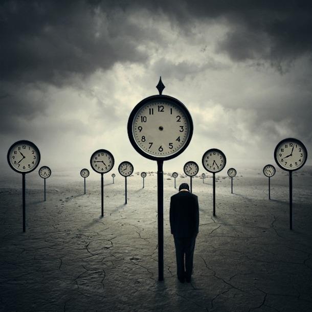 Những hình ảnh phơi bày sự cô đơn của con người trong cuộc sống này