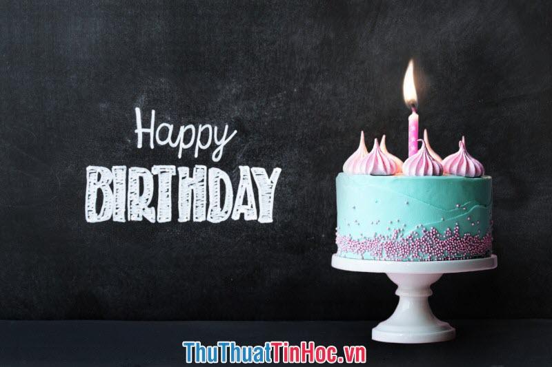 Thơ chúc mừng sinh nhật sếp/ đồng nghiệp