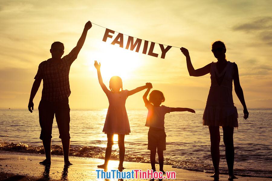 Những câu nói hay nhất về gia đình - 2