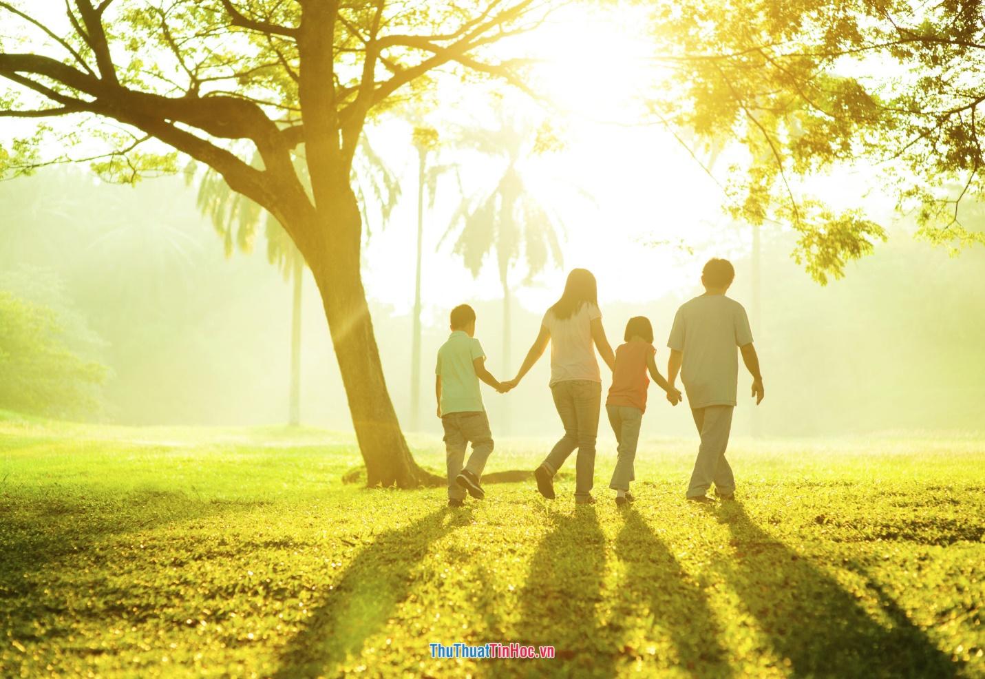 Những câu nói hay nhất về gia đình - 5