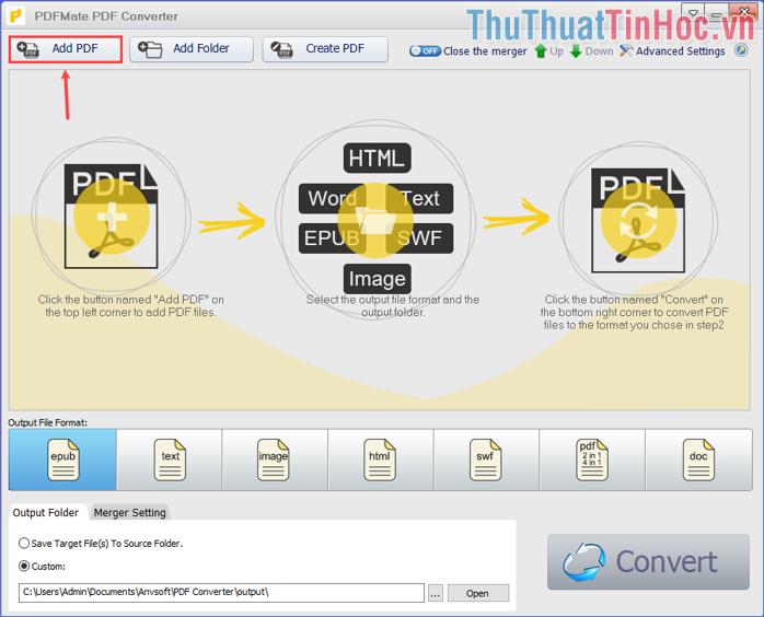 Chuyển PDF sang JPG - Chuyển file PDF thành file ảnh JPG nhanh và đẹp